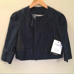 Diane von Furstenberg | Remo Cropped Denim Jacket